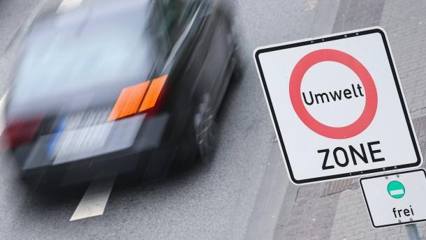 Gericht erwartet Fahrverbote