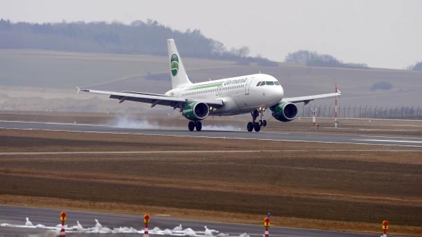 Eroeffnung Regionalflughafen Kassel-Calden