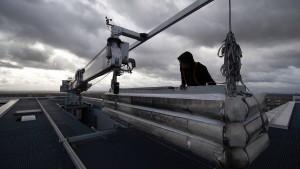 Kiloweise Drogen beschlagnahmt – Fensterputzer befreit