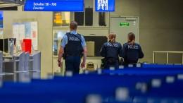 Mehr als 100 Flüge in Frankfurt vom Einreiseverbot betroffen