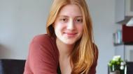 Nachwuchskraft: Sophie Martinez war in einer Frankfurter Schule