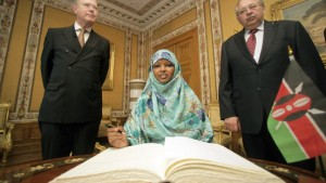 Hessischer Friedenspreis für muslimische Aktivistin