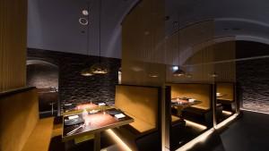 Luxus im Schiefergewölbe