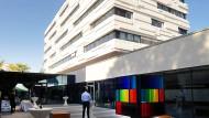 Ort des Kongresses: das Fraunhofer-Institut für Sichere Informationstechnologie in Darmstadt.