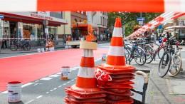 Händler hadern mit Vorrang für Radfahrer