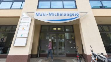 Von Green Planet keine Spur mehr: Unternehmenssitz in Sachsenhausen
