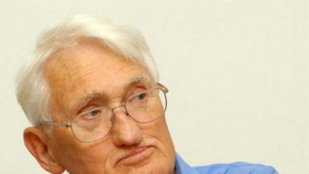 Goethe-Universität bekommt Habermas-Archiv