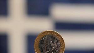 """Griechenlands Schicksal steht """"auf Messers Schneide"""""""