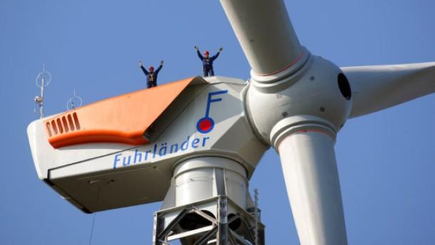 Windkraft-Ausbau fordert Regionalpolitik heraus