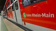 Mann von S-Bahn erfasst und getötet