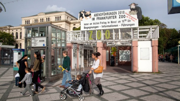 Zoo vor größtem Umbau seit Grzimek-Ära