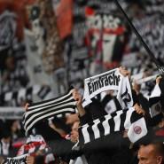 Nur ein kleiner Teil, aber immerhin: 6500 Eintracht-Fans dürfen gegen Bielefeld ins Stadion.