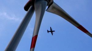 Flugsicherung besteht auf Abstand zu Windrädern