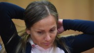 """""""Schwesta Ewa"""", bürgerlich Ewa Malanda, am 8. Juni vor Gericht"""