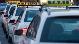 Frankfurt prüft Hinweise auf Korruption im Taxi-Gewerbe