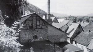 Miltenbergs verstecktes Baudenkmal