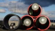 Die Alternative für Deutschlands Energiehunger: Erdkabel statt Strommasten