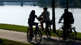 Initiative fordert mehr Radwege in Frankfurt