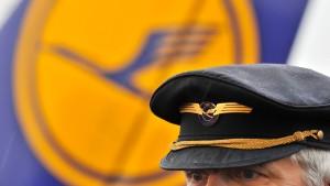 Lufthansa-Piloten streiken ab Mittwoch drei Tage