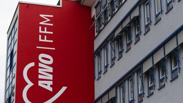 Vier Corona-Tote in Frankfurter Altenheim