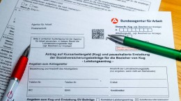 Kurzarbeit in Hessen leicht unter Schnitt