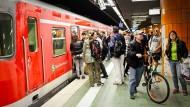Bahn baut Strecke nach Bad Vilbel aus