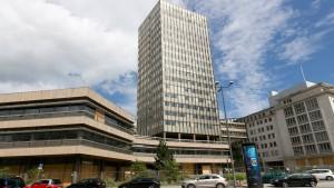 Streit ums Wiesbadener Kureck verschärft sich