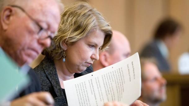Frankfurter CDU gegen kleineren Magistrat