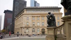 Deutsche Bank lockt nicht nur Depotwechsler an