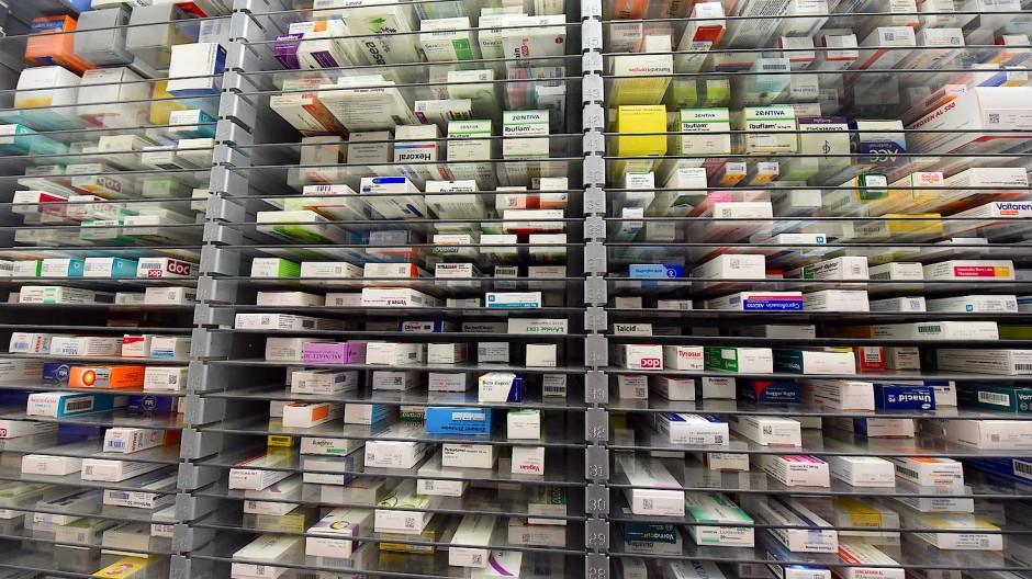 Forscher arbeiten intensiv an der Entwicklung von Medikamenten zur Behandlung von Covid-19-Patienten.