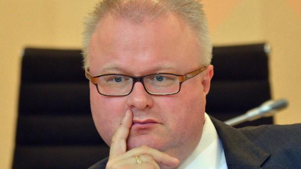 Hessens Finanzminister zapft Rücklagen an