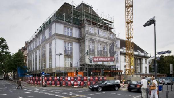 Neue Dauerausstellung im Deutschen Filmmuseum