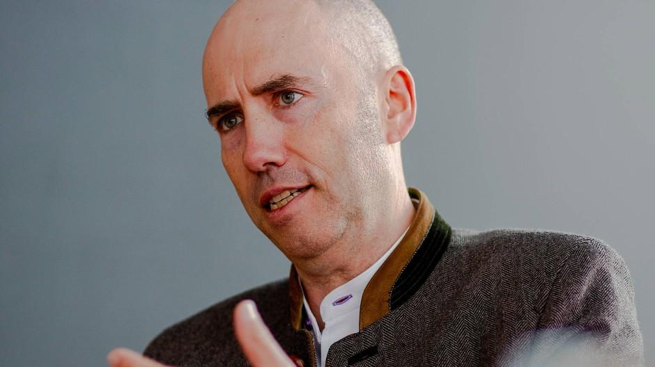 In der dritten Generation: Thomas Gutberlet trat 1998 in das Familienunternehmen ein.