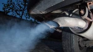 Mehr moderne Dieselautos als Firmenwagen