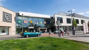 Erste Spur nach Bombendrohung gegen Einkaufszentrum