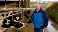 Aufsteiger: Hessens Bauernchef Karsten Schmal ist auch schon Milchpräsident des Deutschen Bauernverbands, nun soll er noch Vizechef im Bund werden