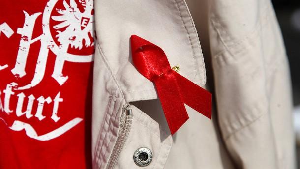 Zahl der Aids-Toten in Hessen auf Rekordtief