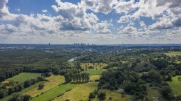 Warum eine Großstadt wie Frankfurt kleiner wird