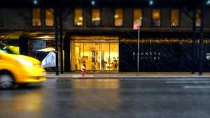 Kaufhäuser in der Krise? Nicht in New York