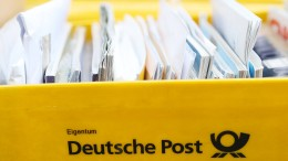 Warnstreiks bei der Post