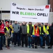 Umstritten: Der Verkauf von Teilen des Entwicklungszentrums von Opel an den Denstleister Segula ist lange von Betriebsräten bekämpft worden, einige Mitarbeiter haben gegen den Betriebsübergang geklagt