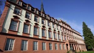Hessen rettet Elfenbein in das Erbacher Schloss