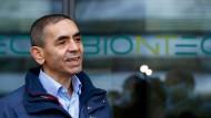 Siegertyp: Ugur Sahin, CEO von Biontech, dessen Aktie einen Höhenflug erlebt hat in diesem Jahr bis kurz vor Weihnachten