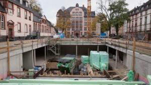 Frankfurt dämmt sogar ein Krematorium