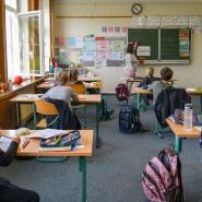 Geteilt: Frankfurter Schülervertreter befürworten das Hybridmodell mit gesplitteten Klassen