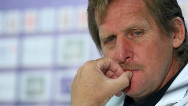 """Bernd Schuster hat """"Bock auf Frankfurt"""""""