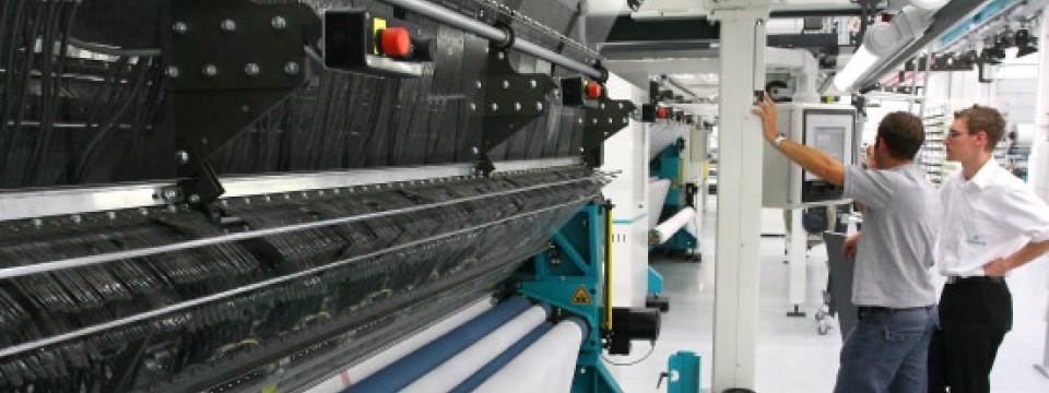 Textilmaschinen maschinenbauer mayer streicht 385 stellen for Polygon gmbh obertshausen