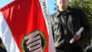 Haft für Neonazi Wöll wegen Volksverhetzung