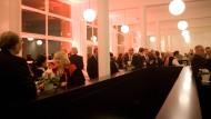 Neu und schön: das Foyer im Gesellschaftshaus des Palmengartens.