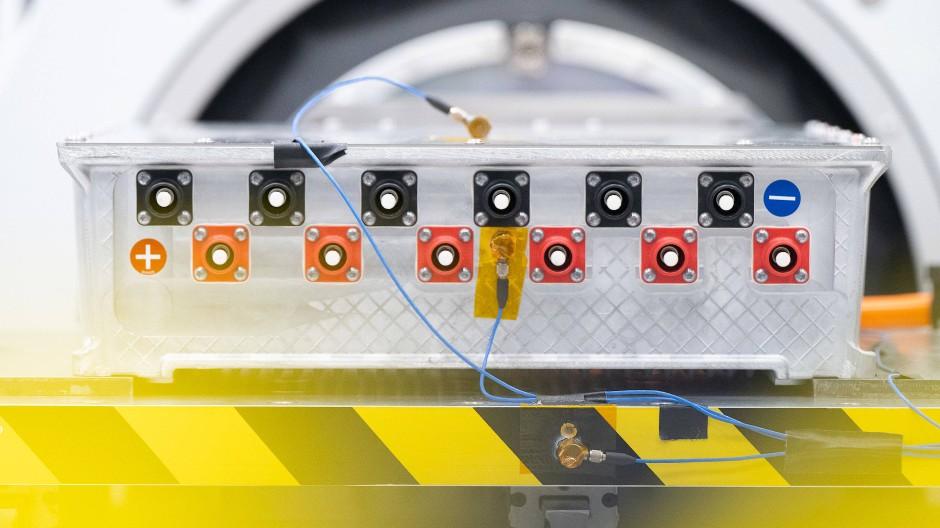 Spezialisiert: Akasol liefert Batterien an Autozulieferer.